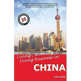 Living and Working in China