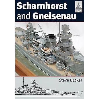 Scharnhorst and Gneisenau Shipcraft 20 by Steve Backer