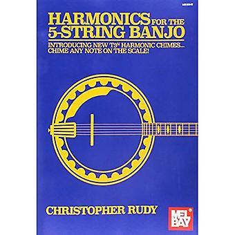 Harmoniques pour le Banjo à 5 cordes