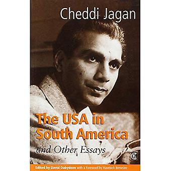 The USA in South America and Other Essays [Illustrated]