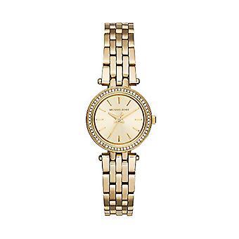 Michael Kors dames Quartz analoge horloge met stalen band MK3295