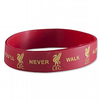Liverpool FC siliconen armband (bb)
