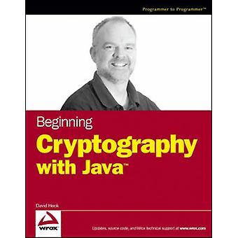 Commençant la cryptographie avec Java par crochet & David