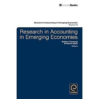 Research in Accounting in Emerging Economies by Dr Uddin & Shahzad