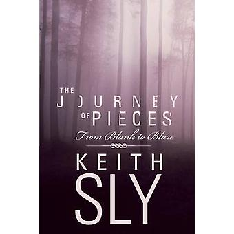 The Journey of Pieces From Blank to Blare by Sly & Keith