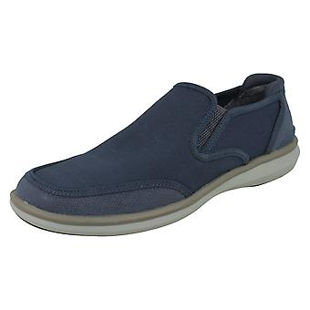 Mens Mark Nason Lux Slip On Shoe Helston