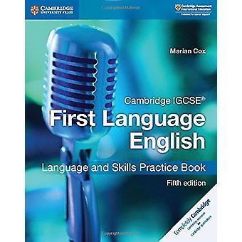 Cambridge IGCSE (R) First Language English Language and Skills Practi