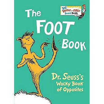 The Foot Book (abridged edition) by Dr Seuss - 9780553536300 Book