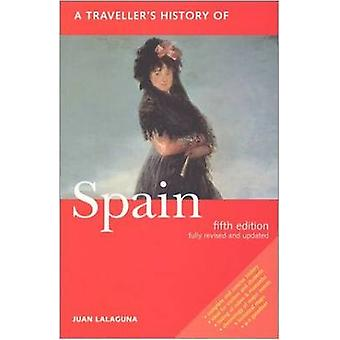 A Traveller's History of Spain (5th Revised edition) by Juan Lalaguna