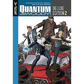 Quantum and Woody Deluxe Edition Book 2 by Quantum and Woody Deluxe E