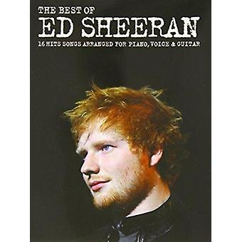 The Best of Ed Sheeran (PVG) - 9781783058266 Book