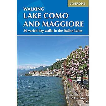 Walking Lake Como and Maggiore: Day walks in the� Italian Lakes