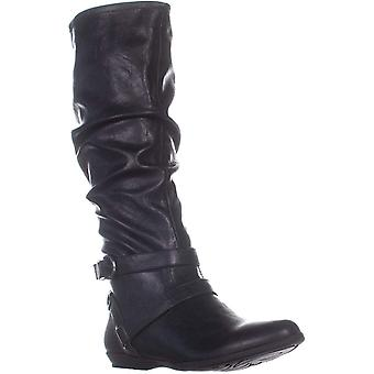 Cliffs by White Mountian Fairfield Knee High Boots, Black