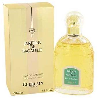 Jardins De Bagatelle By Guerlain Eau De Parfum Spray 3.4 Oz (women) V728-414311