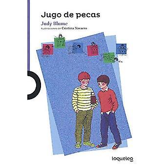 Jugo de Pecas (Freckle Juice)