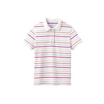 Joules Pippa stampa Donne Polo Polo - Multi Stripe