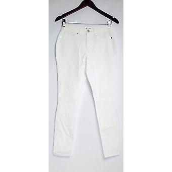 G.I.L.I. got it love it Women's Jeans Dual Stretch Denim White A306112