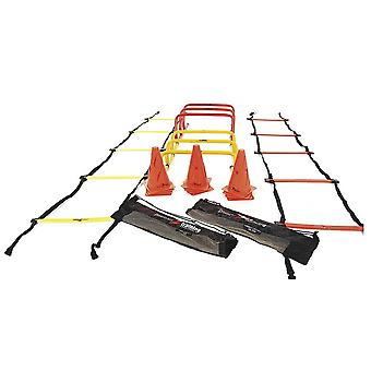 Precision Training Coaching Sports Junior Speed Agility Set Kit