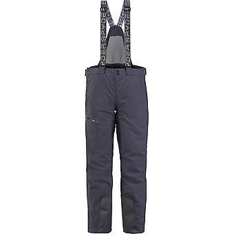 Spyder DARE hombres Gore-Tex PrimaLoft esquí pantalones de carbón