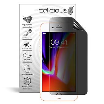 Celicious Privacy Plus 4-Way Anti-Spy Filter Screen Protector Film Compatible with Apple iPhone 8