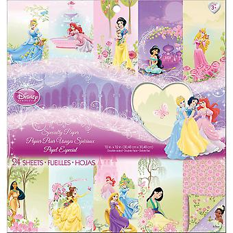 Disney Princess Specialty Paper Pad 12