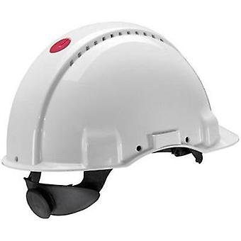 3M™ Peltor safety helmet G3000 Uvicator™ sensor white EN 397 White 7100001960