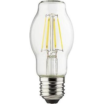 LED (monochrome) Müller Licht 230 V E27 7 W = 60 W Warm white EEC: A++ Battery (Ø x L) 46 mm x 107 mm dimmable, Filamen
