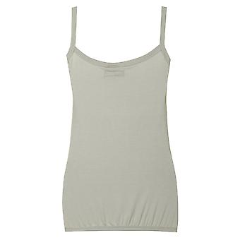 Reebok Womens Spaghetti gris Vest Top UK (UE 34)
