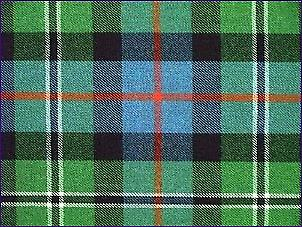 Rose Hunting, Ancient - Pure Wool Tartan