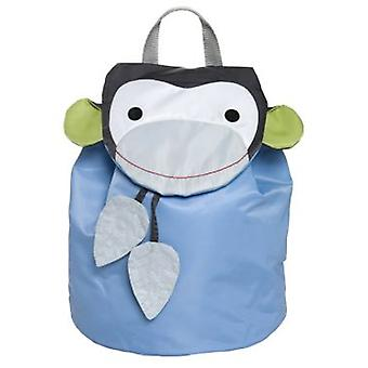 Franck & Fischer Theodor backpack blue jumpsuit (Toys , School Zone , Backpacks)