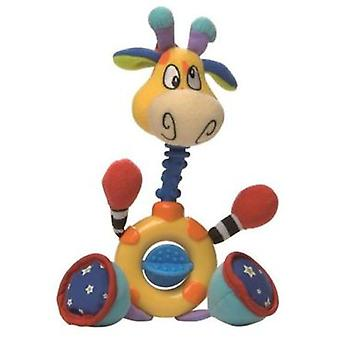 Nûby Toy The Giraffe Jorge.6+ M (Toys , Preschool , Babies , Early Childhood Toys)