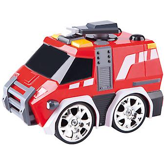 Buddy Toys Fire Truck RC (Toys , Vehicles And Tracks , Radiocontrol , Land)