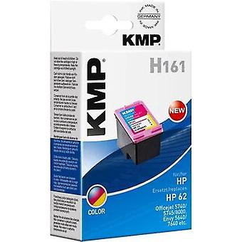 KMP Ink replaced HP C2P06AE (62) Compatible Cyan, Magenta, Yellow 1741,4830