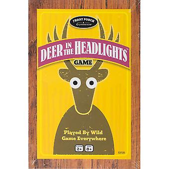 Front Porch Classics Deer In The Headlights Game-  53720