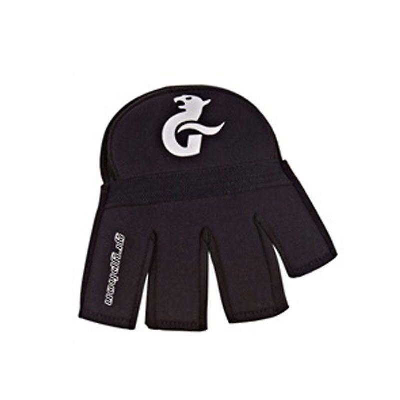 1-0-1 knuckle Guard - schwarz
