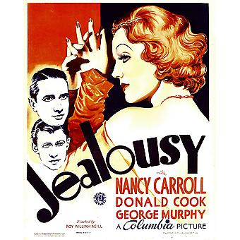 Jealousy Left From Top George Murphy Donald Cook Right Nancy Carroll 1934 Movie Poster Masterprint