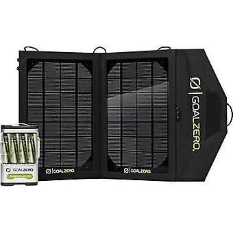 Solar charger Goal Zero Guide 10 Plus Solar Recharg. Kit 41022 Charging