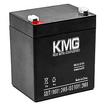 KMG� 12V 5Ah Replacement Battery for Quantum ES412