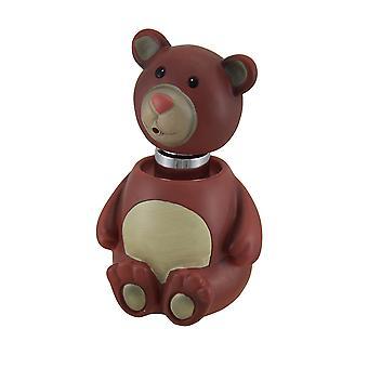 Teddy Bear Liquid Hand Soap/Lotion Pump Dispenser