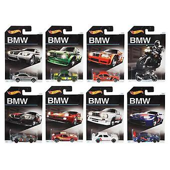 Hot Wheels Basics vehicles Bmw