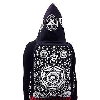 Banned Black Pentagram Backpack