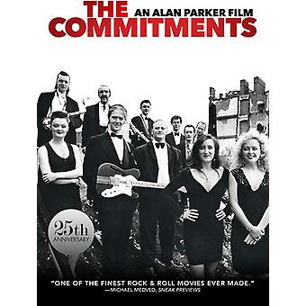 Commitments [DVD] USA import
