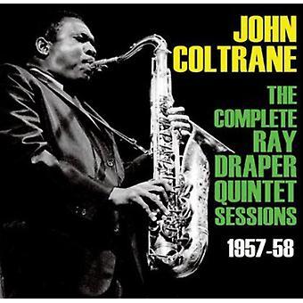 John Coltrane - importación de Estados Unidos Coltrane completa John Ray [CD]