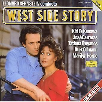 Te Kanawa/Carreras/B - Leonard Bernstein Co [Vinyl] USA import