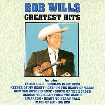 Bob Wills & son Texas Playboys - Greatest Hits [CD] USA import