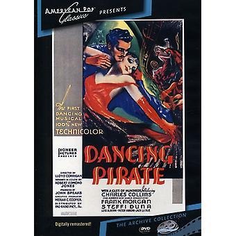 Dancing pirat (1936) [DVD] USA import