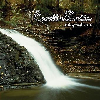 Correta Davis - Peaceful Existence [CD] USA import