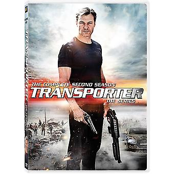 Transporter: Series Season 2 [DVD] USA import