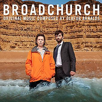 Olafur Arnalds - Broadchurch-Origin [CD] USA import