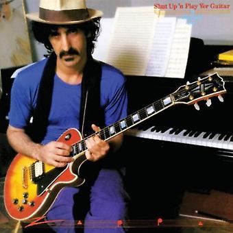 Frank Zappa - kæft 'N spille Yer Guitar [CD] USA import